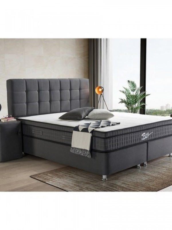 LIT BOXSPRING / COFFRET RITZ 160x200